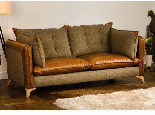 Regal Three Seater Sofa Handmade