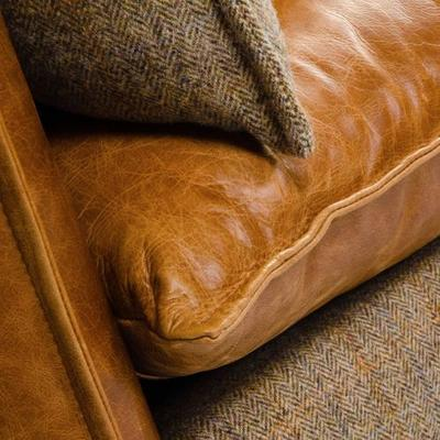 Regal Three Seater Sofa Handmade image 2