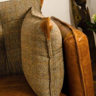 Regal Three Seater Sofa Handmade image 3