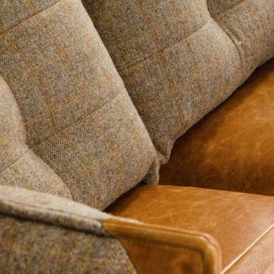Regal Three Seater Sofa Handmade image 4