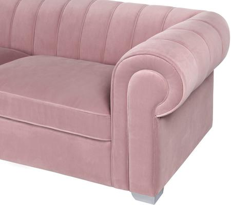 Oxford Velvet Deep Sofa 227cm image 9