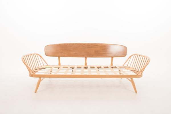 Ercol Original Studio Couch/Daybed 355 image 8