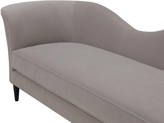 Allegro Swirl Velvet Sofa Green or Grey image 4