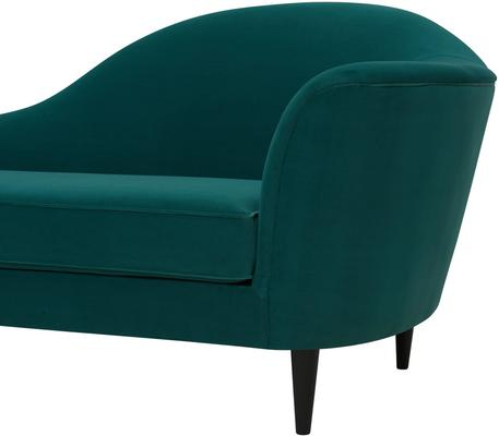 Allegro Swirl Velvet Sofa Green or Grey image 8