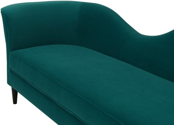 Allegro Swirl Velvet Sofa Green or Grey image 10