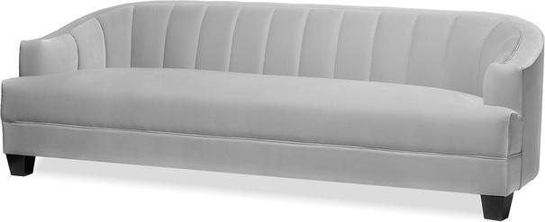 Olsen Velvet Sofa