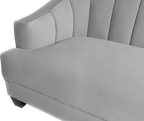 Olsen Velvet Sofa image 5