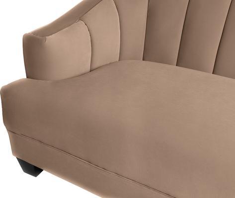 Olsen Velvet Sofa image 9