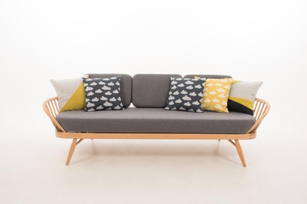 Ercol Daybed / Studio Couch Cushion Set image 4