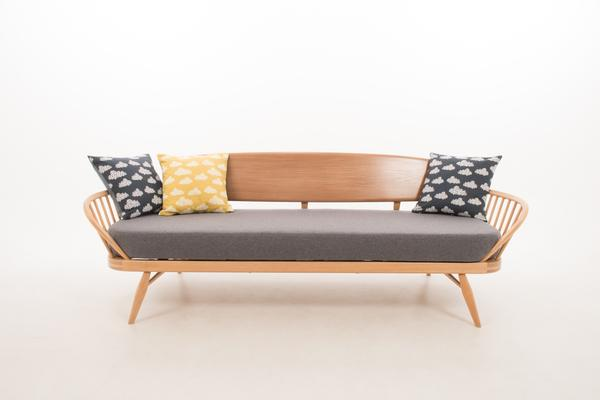 Ercol Daybed / Studio Couch Cushion Set image 5