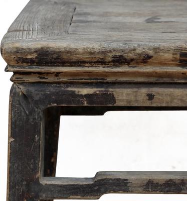 Large Elm Stool image 3