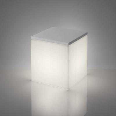 Soft cube stool