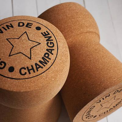 Giant Champagne Cork Stool image 3