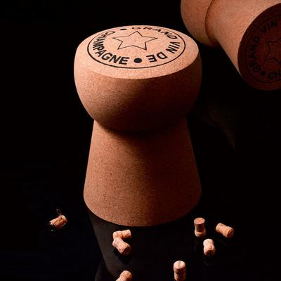 Giant Champagne Cork Stool image 4