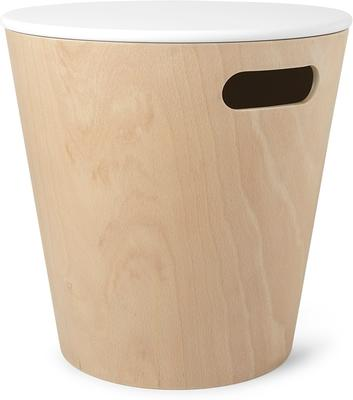 Umbra Woodrow Storage Stool image 3