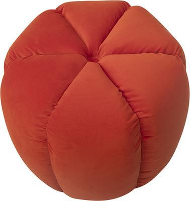Calder Velvet Cushioned Stool image 6