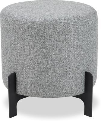 Koldrum Fabric Stool - Grey Fabric or Boucle Sand