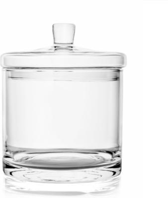 Glass Bonbon Jar Monde 17Cm image 2