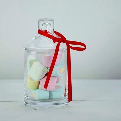 2 x Bonbon Jars Monda 13Cm