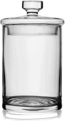 Glass Bonbon Jar 14 cm with Lid image 2