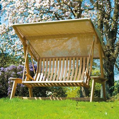 Roble Garden Swing Seat