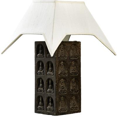 Stone Based Lamp