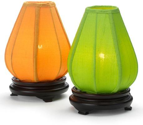 Small Lotus Lamp image 2