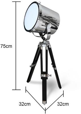 Hollywood Tripod Table Lamp image 2