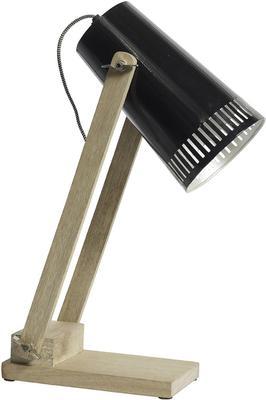 Wood Base Table Lamp Minimalist