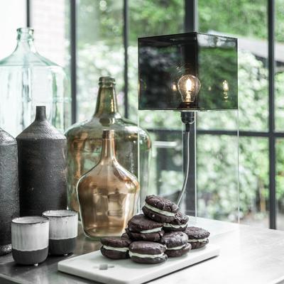 Plexiglass Table Lamp Nordic image 10