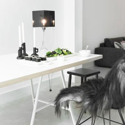 Plexiglass Table Lamp Nordic image 11