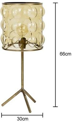 Bubble Glass Table Lamp image 2