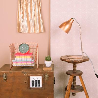 Leitmotiv Barefoot Table Lamp - Copper image 2