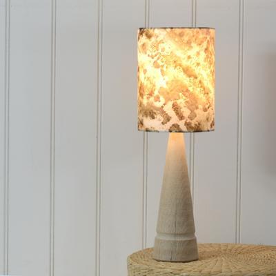 Oak cone lamp image 3