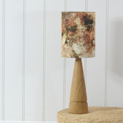 Oak cone lamp image 4