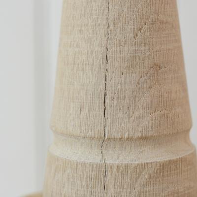 Oak cone lamp image 8