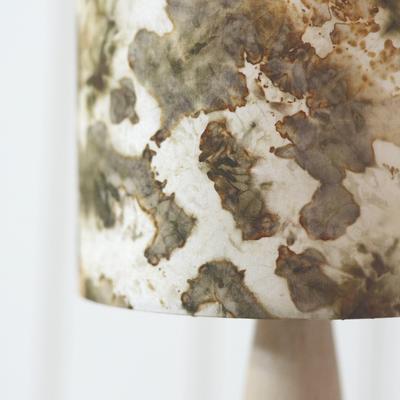 Oak cone lamp image 9
