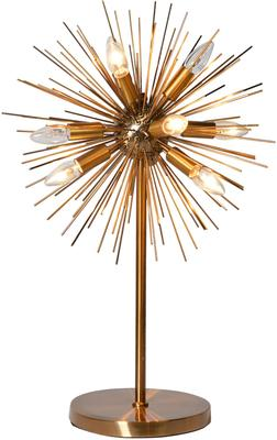 Starburst Metal Table Lamp image 3