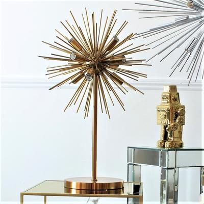 Starburst Metal Table Lamp image 4
