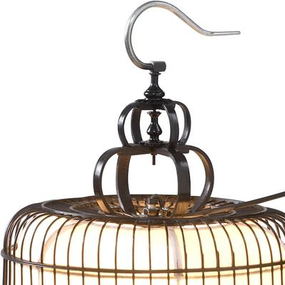Birdcage Table Lamp image 2
