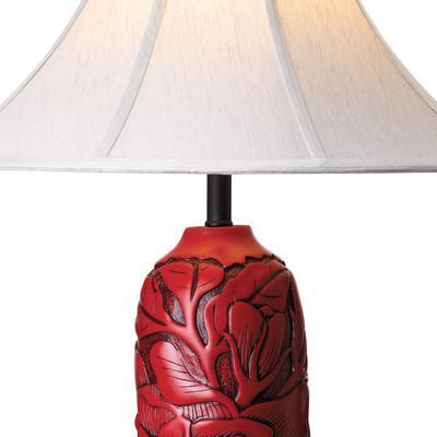 Peony Resin Lamp image 3