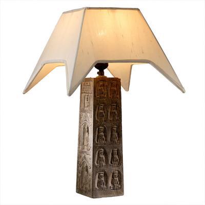 Stone Based Lamp image 2
