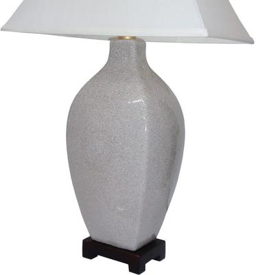 Square Sided Vase Table Lamp image 2