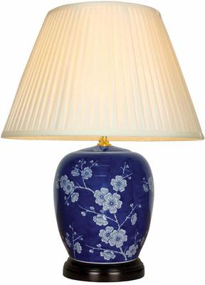 Bai Mei Ginger Jar Lamp