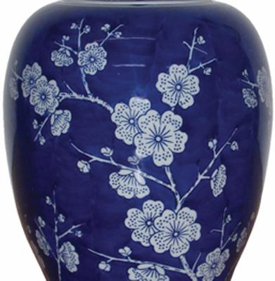 Bai Mei Ginger Jar Lamp image 2
