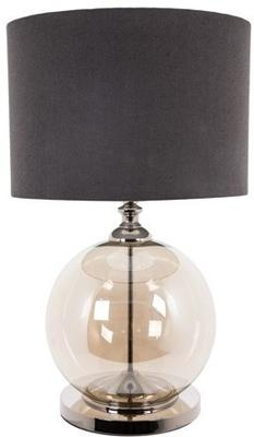 Glass Globe Table Lamp image 2