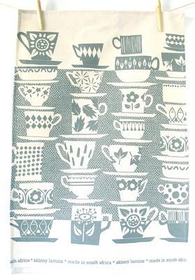 'When Everyone Came to Tea' Tea Towel Nimbus