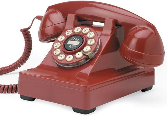 Wild and Wolf 302 Desk Phone