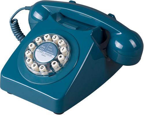 Wild & Wolf 746 Phone - Biscay Blue