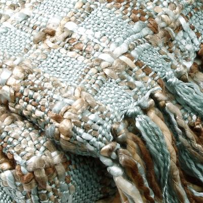 Kelso Throw - Aqua Blue image 2